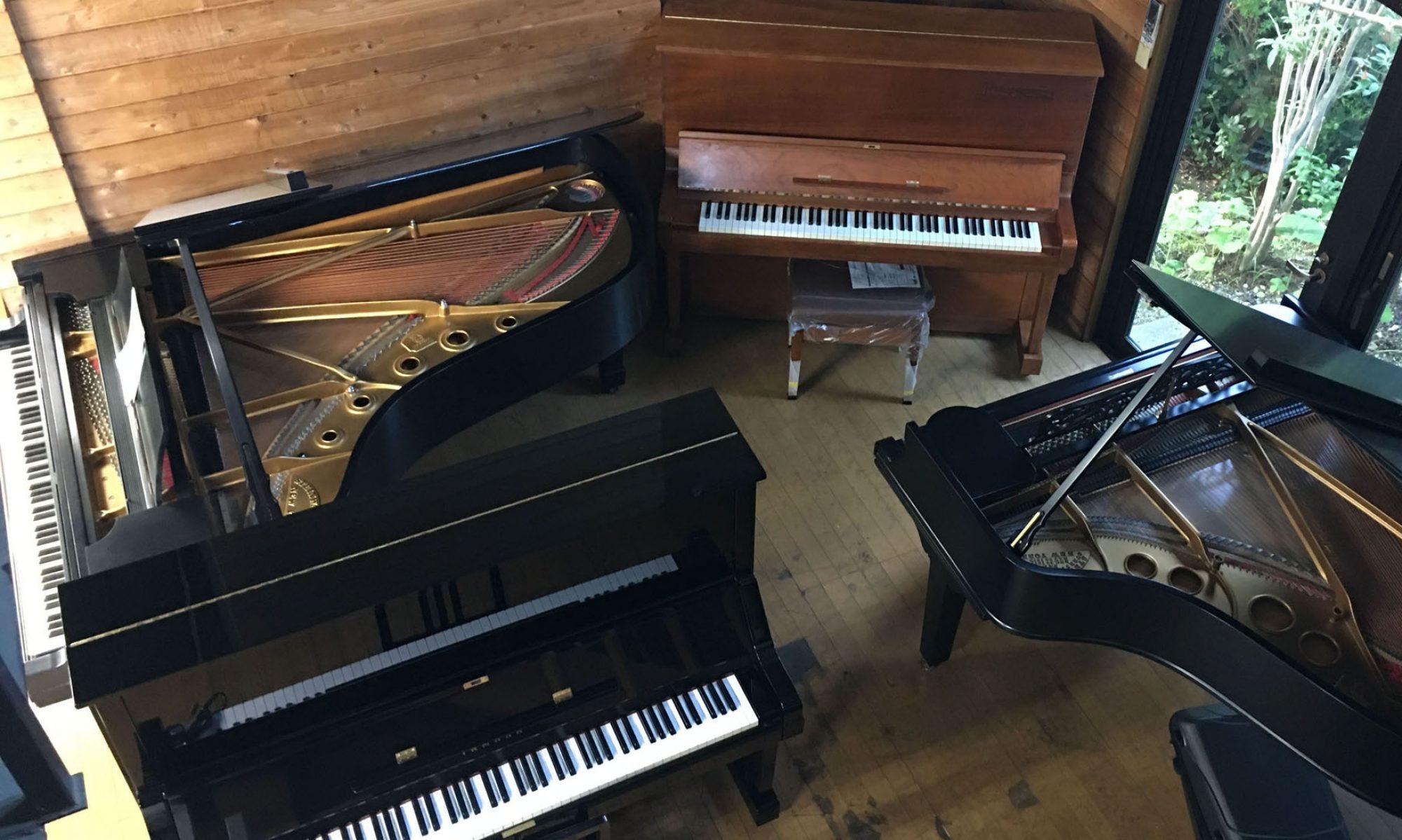 京都ピアノアート